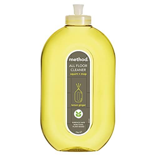 Method Floor Cleaner, Lemon Ginger, 739 ml