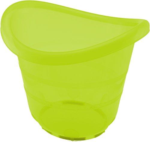 Bieco 196062 Badeeimer, grün