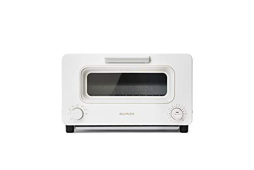 バルミューダ ザ・トースター スチーム ホワイト BALMUDA The Toaster K05A-WH