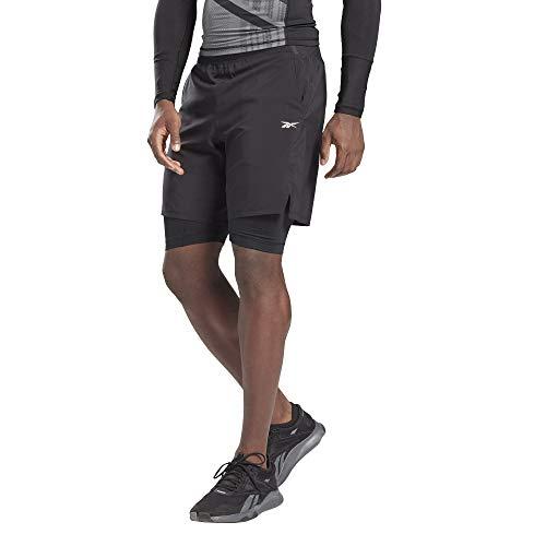 Reebok TS 2-In-1 Epic Short - Pantalón Corto
