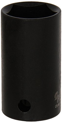 "Grey Pneumatic (20265B 1/2"" Drive 13/16"" 5-Point Utility Socket"