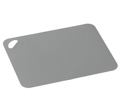 Zassenhaus 61277 - Tagliere Flessibile, 38 x 29 cm, Colore: Grigio