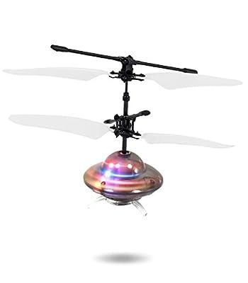 Nano UFO Flyer Mini RC Helicopter