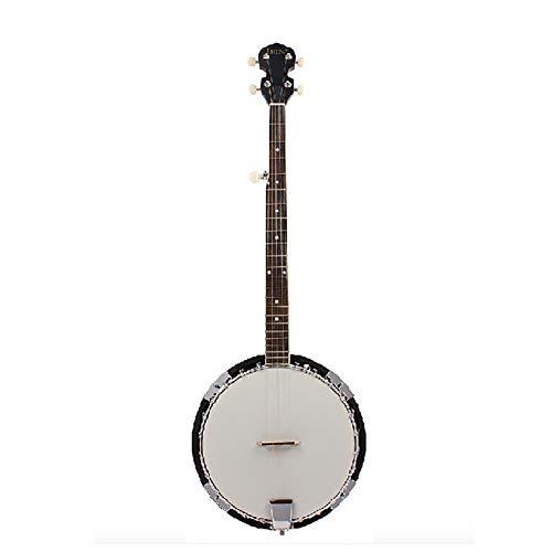 BLKykll 5 Cuerdas Banjo - Banjo De Instrumentos Musicales,para Niños Sapele