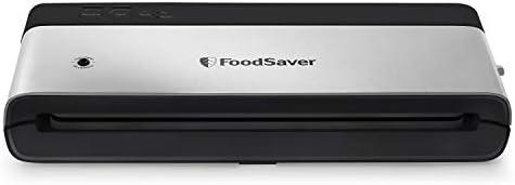 FoodSaver VS0150 Sealer PowerVac Compact Vacuum Sealing Machine Vertical Storage Black product image
