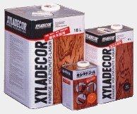 キシラデコール 16L 屋外木部用 木材保護塗料 ジェットブラック