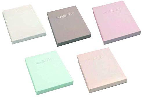 【シモンズ】ベーシックシリーズボックスシーツLB0805厚いマットレス用(45cm厚)セミダブルサイズブラウン
