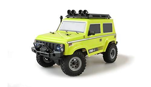 Amewi 22419 gelb AMXRock Crawler AM24 4WD 1:24 RTR