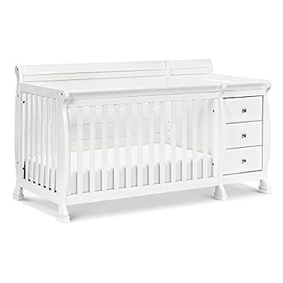DaVinci Kalani 4-in-1 Convertible Crib & Changer In White from AmazonUs/MIVZ9