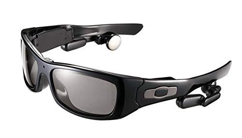 Gafas de Sol polarizados con Auriculares Bluetooth, audífonos estéreo inalámbricos con Manos Libres y Reproductor de MP3 y Llamadas telefónica para los teléfonos Inteligentes Android iOS o PC Tablet.