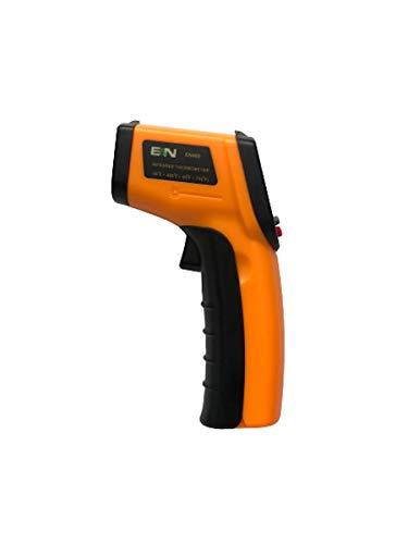 termómetro laser de la marca E&N