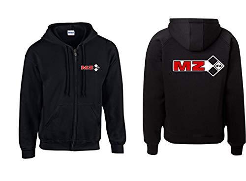 Textilhandel Hering Jacke - MZ (Schwarz, L)