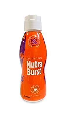 TLC Nutraburst Multivitamin Liquid 16 Fl. Oz 470 Ml (32 Servings) Packaging May Vary Between Old & New in 2019 … by Total Life Changes