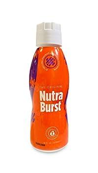 Total Life Changes NutraBurst Premium Liquid Multivitamin - Powerful Nutritional Formula - Boosts Energy Detoxify and Balance Your Diet - 32 servings  16 fl Oz   470ml