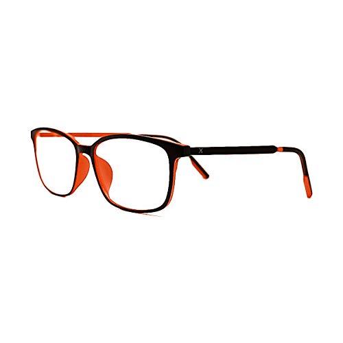 Pixel Lens Jam - Gafas para Ordenador, TV, Tablet,Gaming. contra EL CANSANCIO Ocular, Confort Visual, Montura Ligera, CERTIFICADA LUZ Azul - 41% Y UV -100% EN LA Universidad DE TURÍN