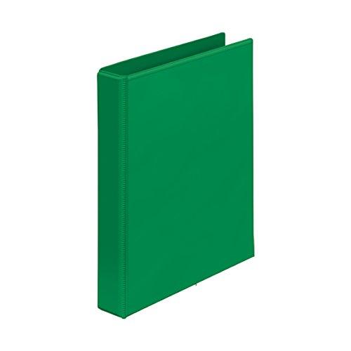 Dohe 9893 - Carpeta 4 anillas PVC, folio, color verde