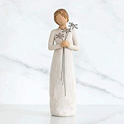 Willow Tree Willow Tree Grateful for Friend Friendship Figurine 26147 Susan Lordi New Brand New in Original Packaging