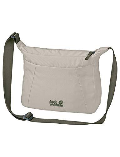 Jack Wolfskin Damen VALPARAISO BAG praktische Schultertasche, Dusty Grey, ONE SIZE