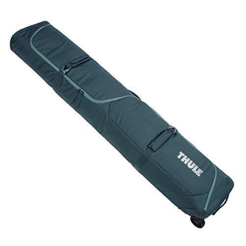 Thule Roundtrip Ski Roller Bag, Dark Slate , 192cm