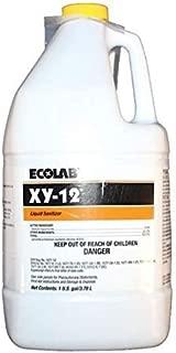 Ecolab XY-12 Liquid Sanitizer- 1 Gallon