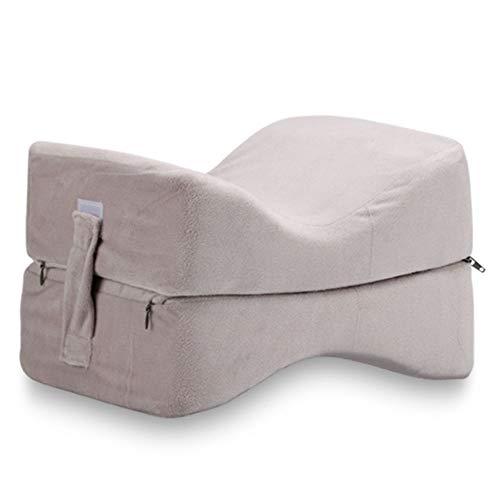 @W.H.Y Multifunctionele Opvouwbare Memory Katoenen Leggings Massage Been Dual-Use Fysiotherapie Clip Kussen