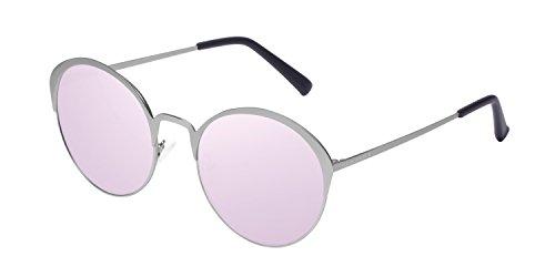 HAWKERS · FAIRFAX · Silver · Clear Purple · Gafas de sol para hombre y mujer