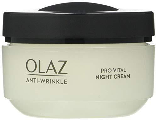 Olaz Anti-Falten-Pro Vital Anti-Aging-Feuchtigkeitsspendende Nachtcreme, 110 g