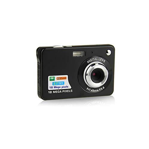 Youmeet Digital Camera, 2.7 inch LCD Compact Cameras, 18MP...