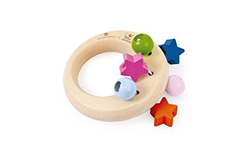 Selecta Spielzeug - 31418 - Hochet - Magie Étoilée