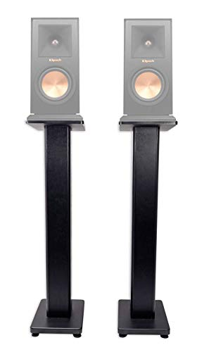 Buy Discount Pair 36 Bookshelf Speaker Stands for Klipsch RP-150M Bookshelf Speakers