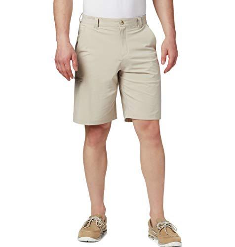 Columbia Sportswear Grander Marlin II Offshore Shorts, Fossil, 36x10