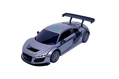 WireScorts Chargebal Racing Car for Kids with Remote Control, Pack of 1, Multicolor 5