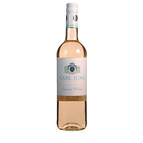 Carl Jung GmbH Selection Weiß trocken Alkoholfreier Wein 0.75 Liter