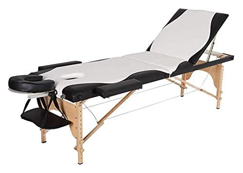 KSDCDF Home Premium Table de massage en mousse à mémoire de forme – Installation facile –...