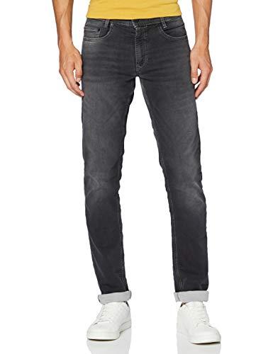 MAC Jeans Herren Jog'n Jeans, Grau (Grey Used H830), W35/L34
