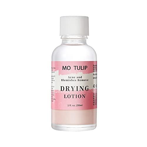 MO TULIP Acne Drying Lotion, Overnight Acne Acid...