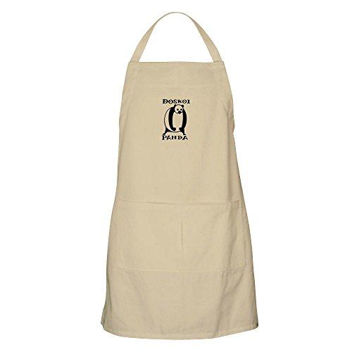 CafePress–Einem Stück Doskoi Panda–Küche Schürze mit Taschen khaki