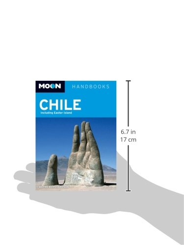 Moon Chile (Moon Handbooks) [Idioma Inglés]