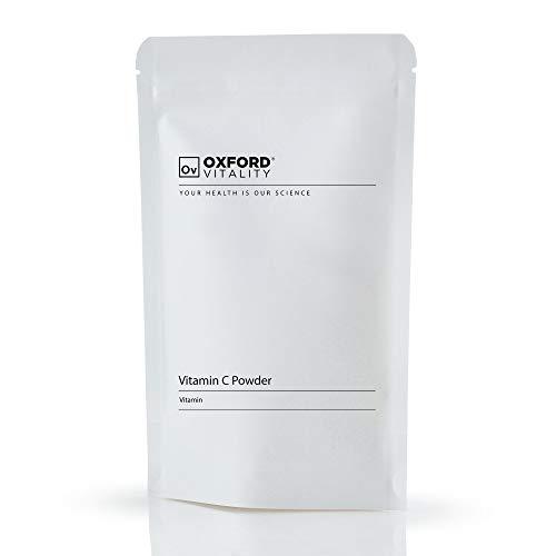 OV Oxford Vitality | Vitamin C Powder | Immune System Health Antioxidant Energy (365g)