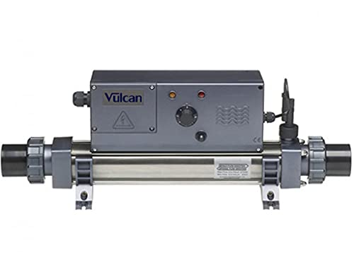 Vulcan - v-8t84 - Réchauffeur Electrique 4.5kw Mono analogique