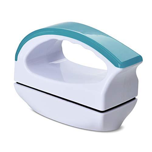 Podazz - Raschietto magnetico per acquario, acquario e acquario, in vetro, per alghe, con spazzola galleggiante