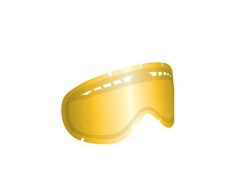 Dragon DXS Skibrille Wechselscheibe, Farbwahl, Glas:gold ionized