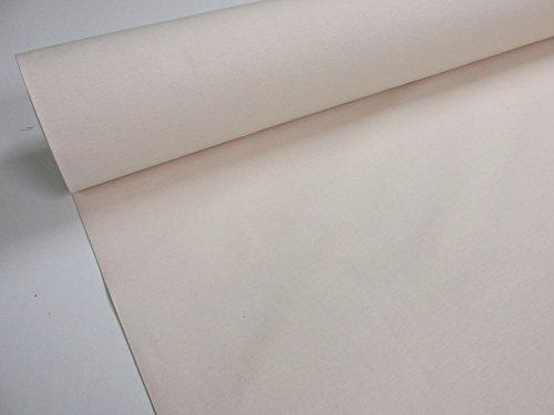 Confección Saymi - Metraje 2,45 MTS. Tejido loneta Lisa Nº 102 Crudo con Ancho 2,80 MTS.