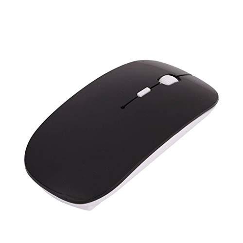 Ratón inalámbrico de 2,4 GHz 3 Botones ergonómico inalámbrico Ratones de PC de Escritorio del Ordenador portátil del ratón del Ordenador de WindowsSunlera