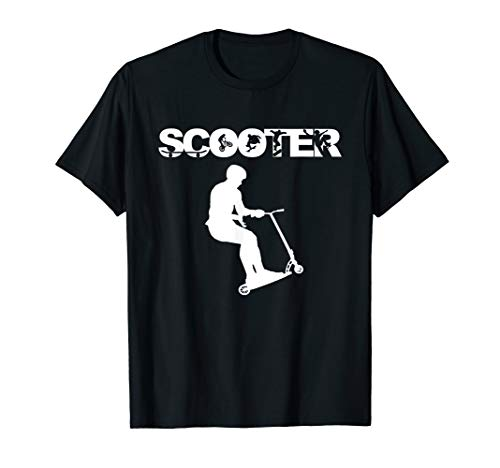 COOLES STUNT-FREESYTYLE TRETROLLER-CITYROLLER SKATER SCOOTER T-Shirt