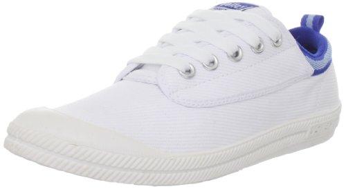 Volley Men's Volley International Sneaker,White/Blue,9 M US