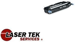 Laser Tek Services® Black Compatible Toner Cartridge for the Canon 111 CRG-111BK 1660B001AA (CRG111) MF9150C MF9170C