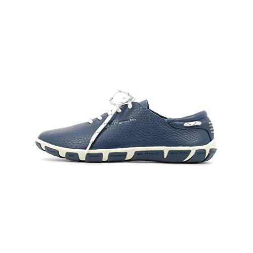 TBS Damen JAZARU Sneaker, Bleu, 40 EU