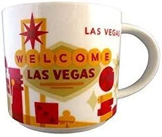 Starbucks Las Vegas Cup Coffee Mug You Are Here Collection