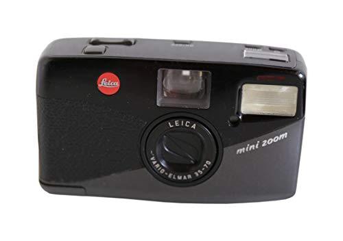 Leica Mini Zoom Kleinbildkamera in schwarz
